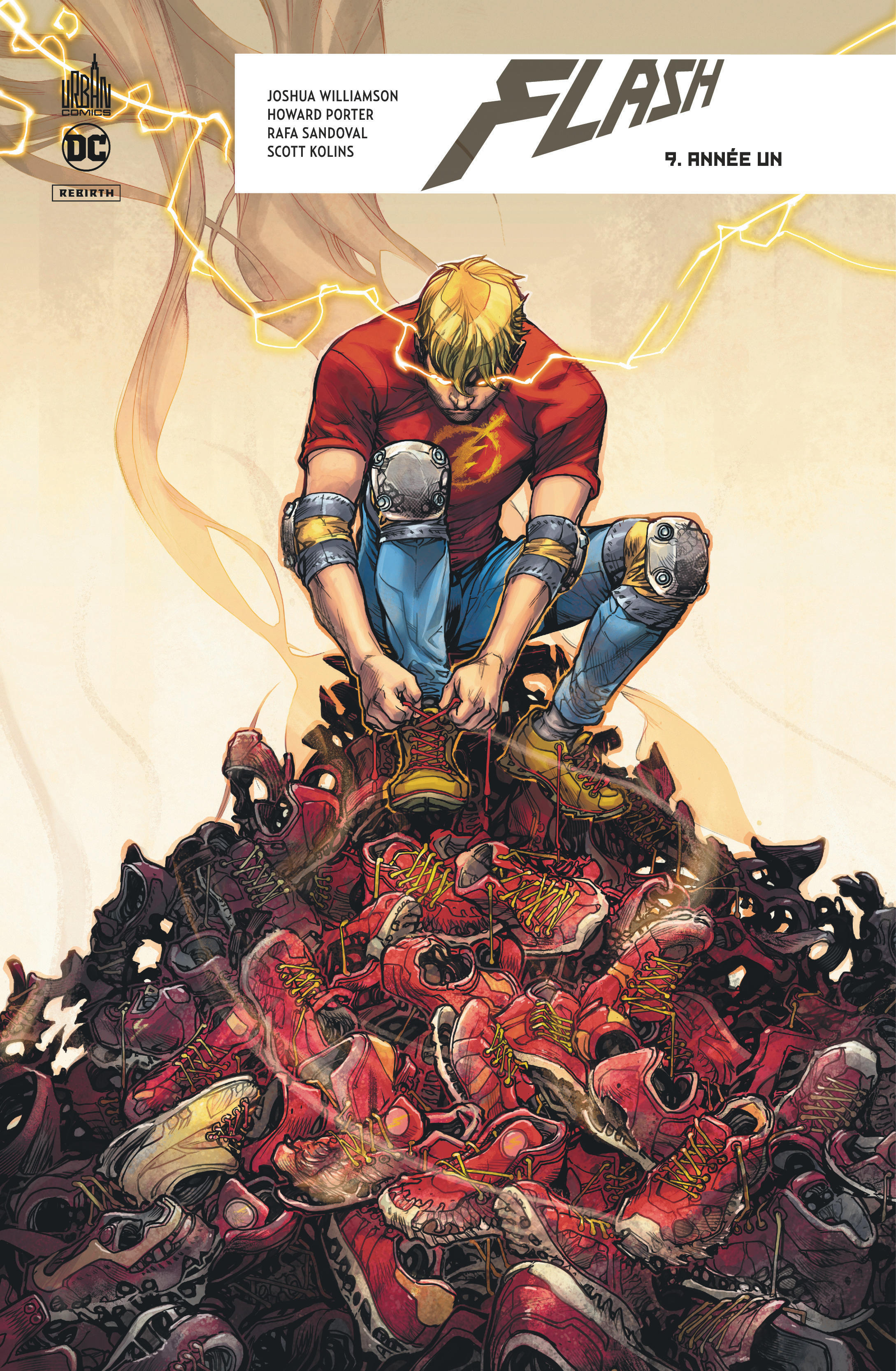 The Flash - Rebirth 9