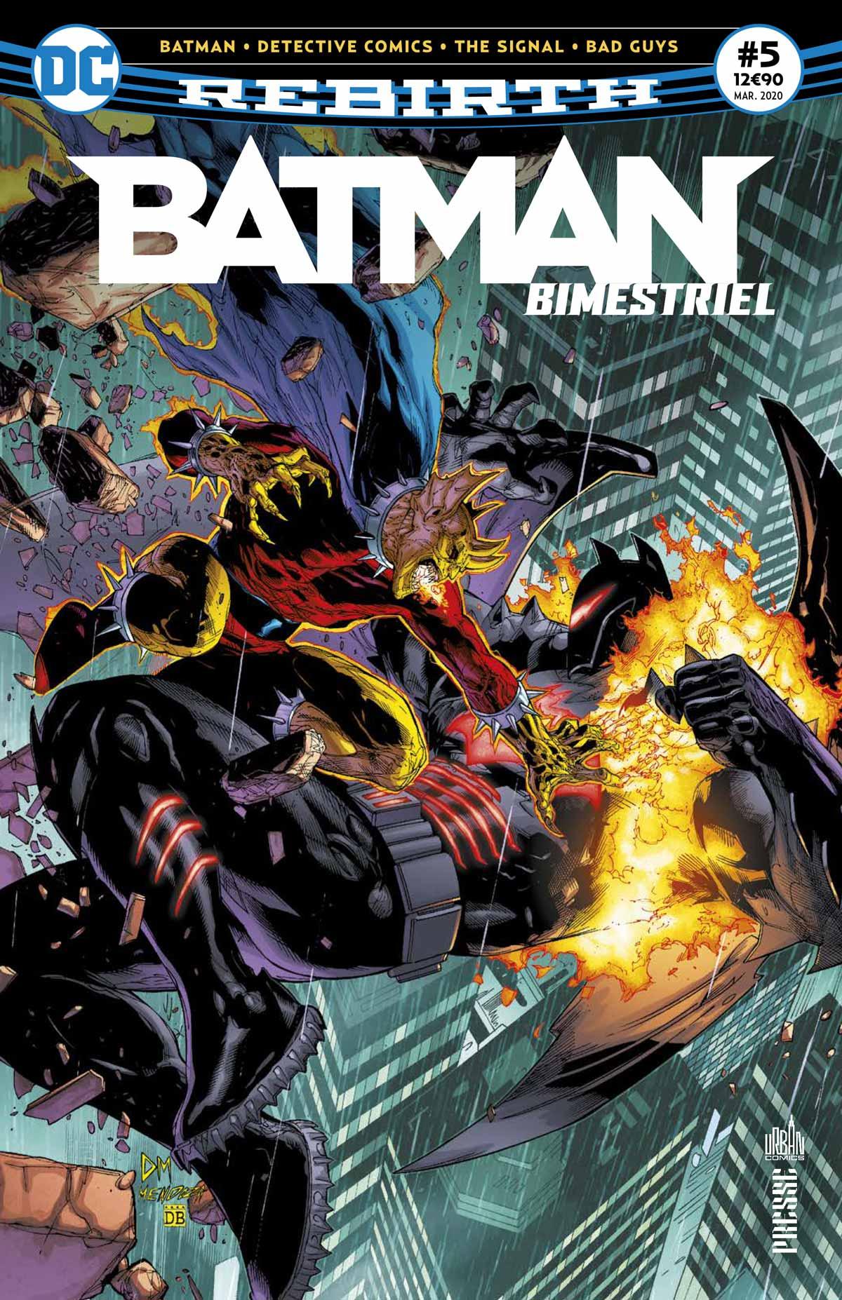 Batman bimestriel 5