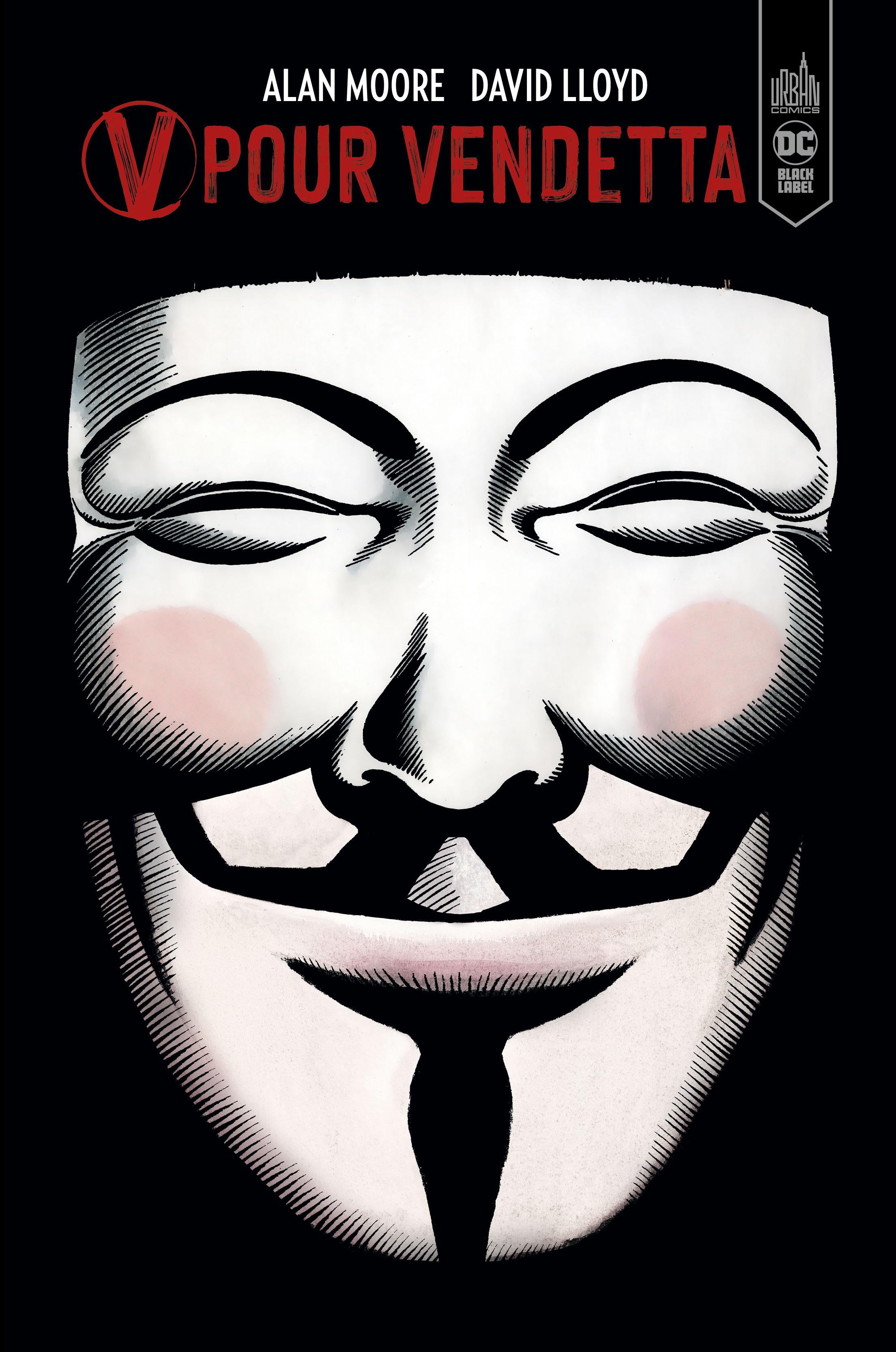 V pour Vendetta 1 - V pour Vendetta