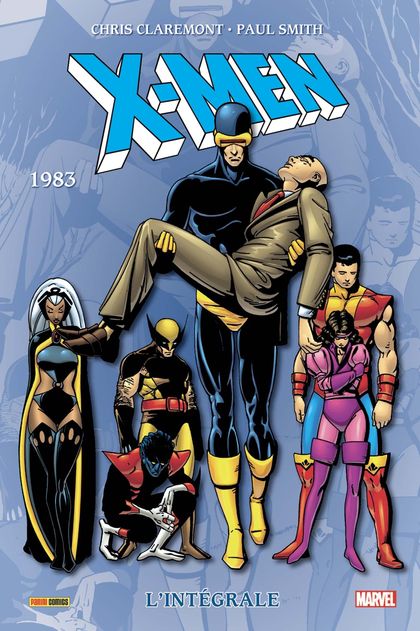 X-Men 1983 - 1983 (réédition 2020)