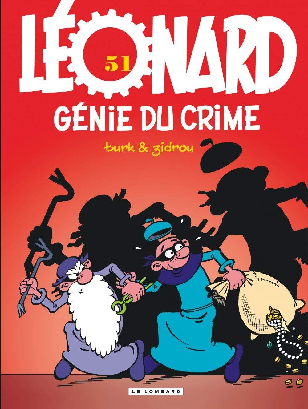 Léonard 51 - Génie du crime