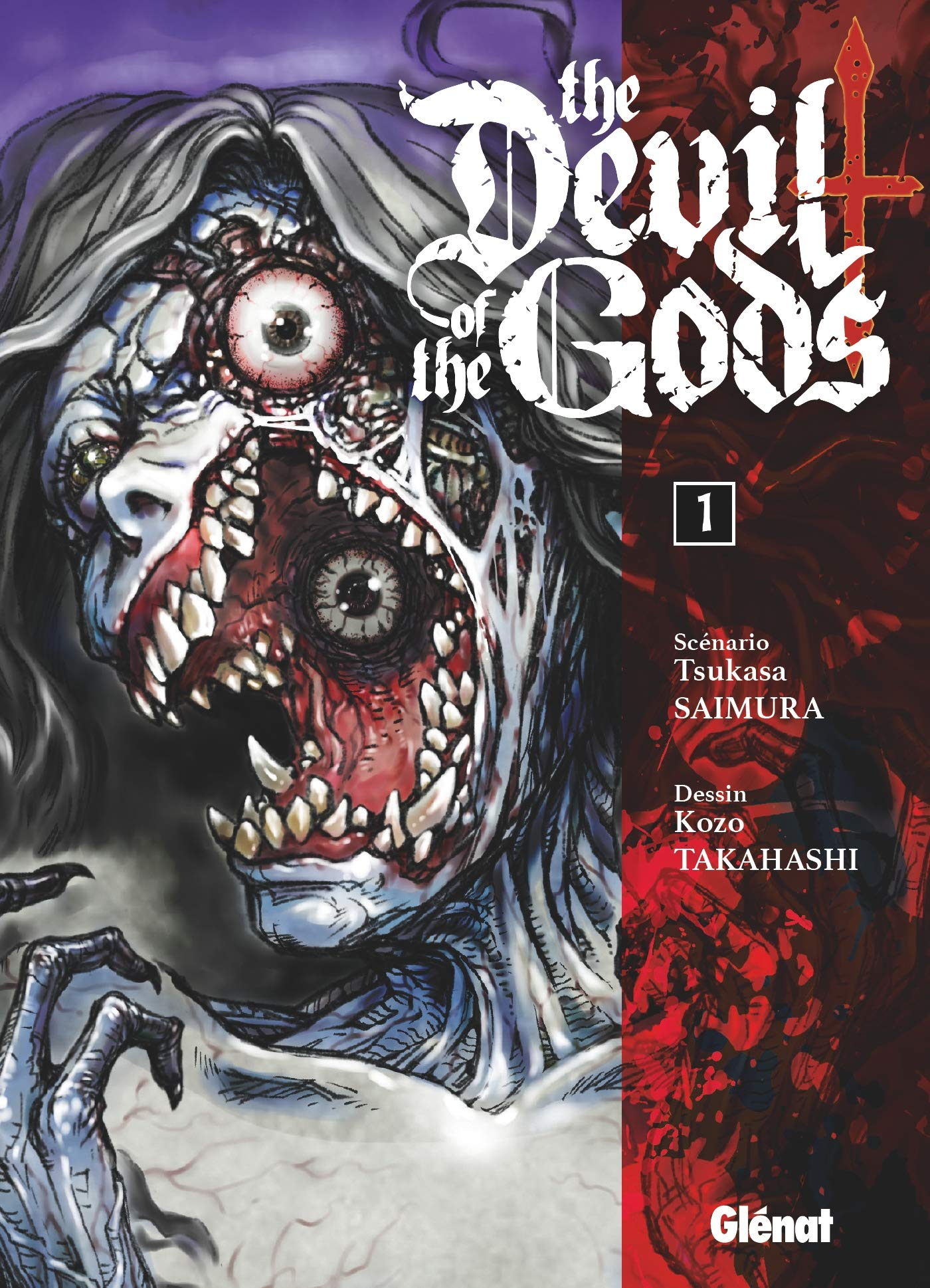 The Devil of the Gods 1