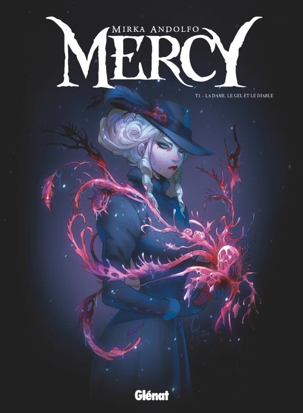 Mercy 1 - La dame, le gel et le diable