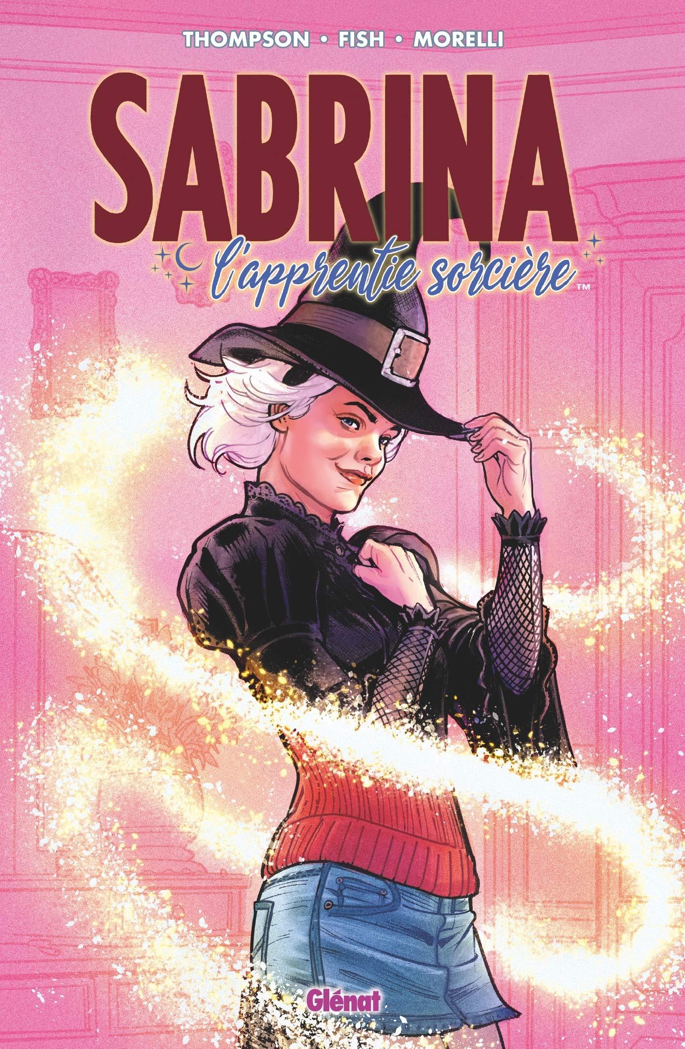 Sabrina l'apprentie sorcière 1 - L'apprentie sorcière