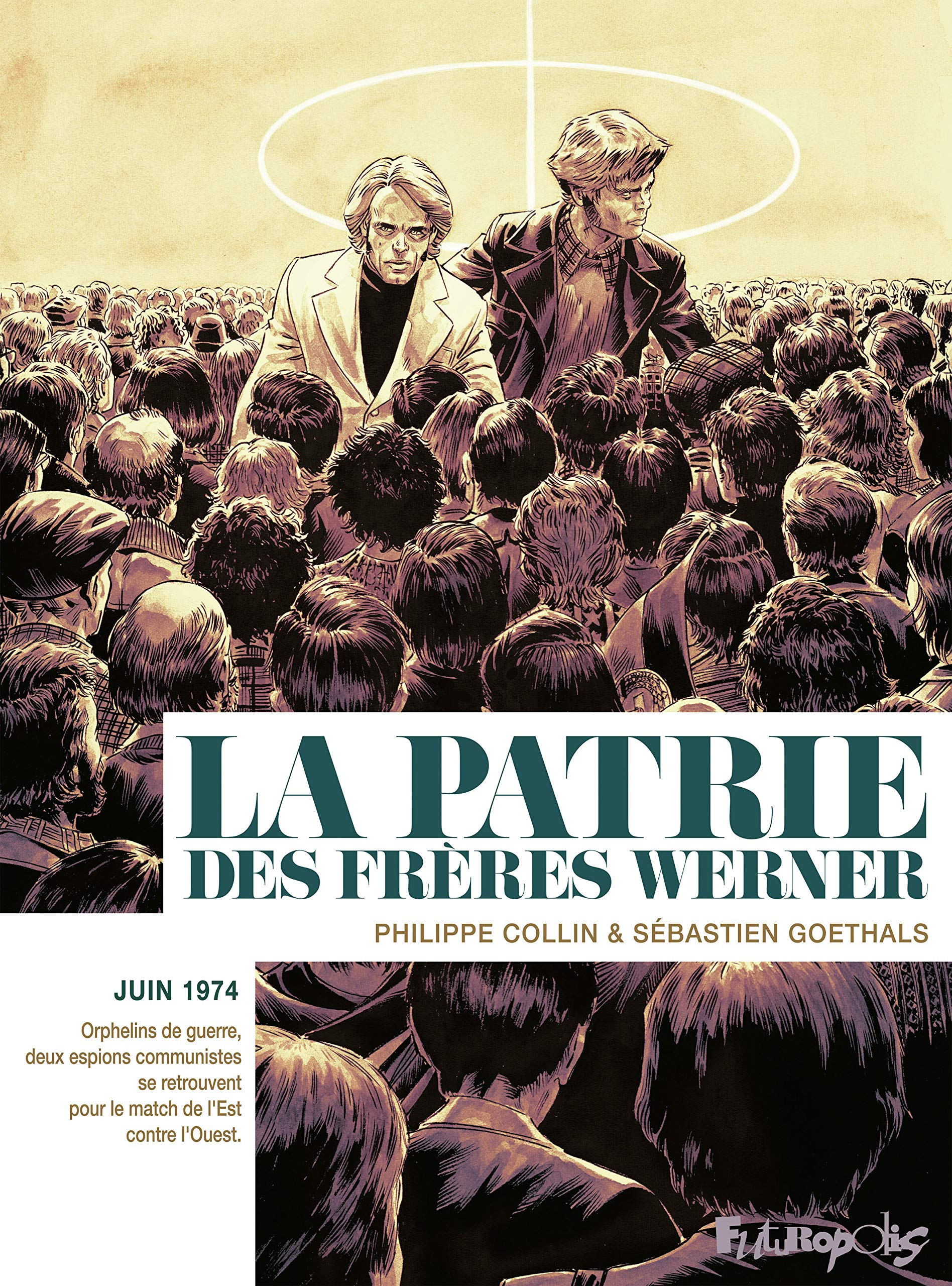 La patrie des frères Werner 1