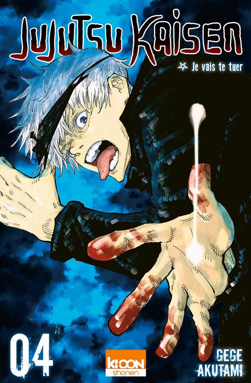 Jujutsu Kaisen 4 - Je vais te tuer