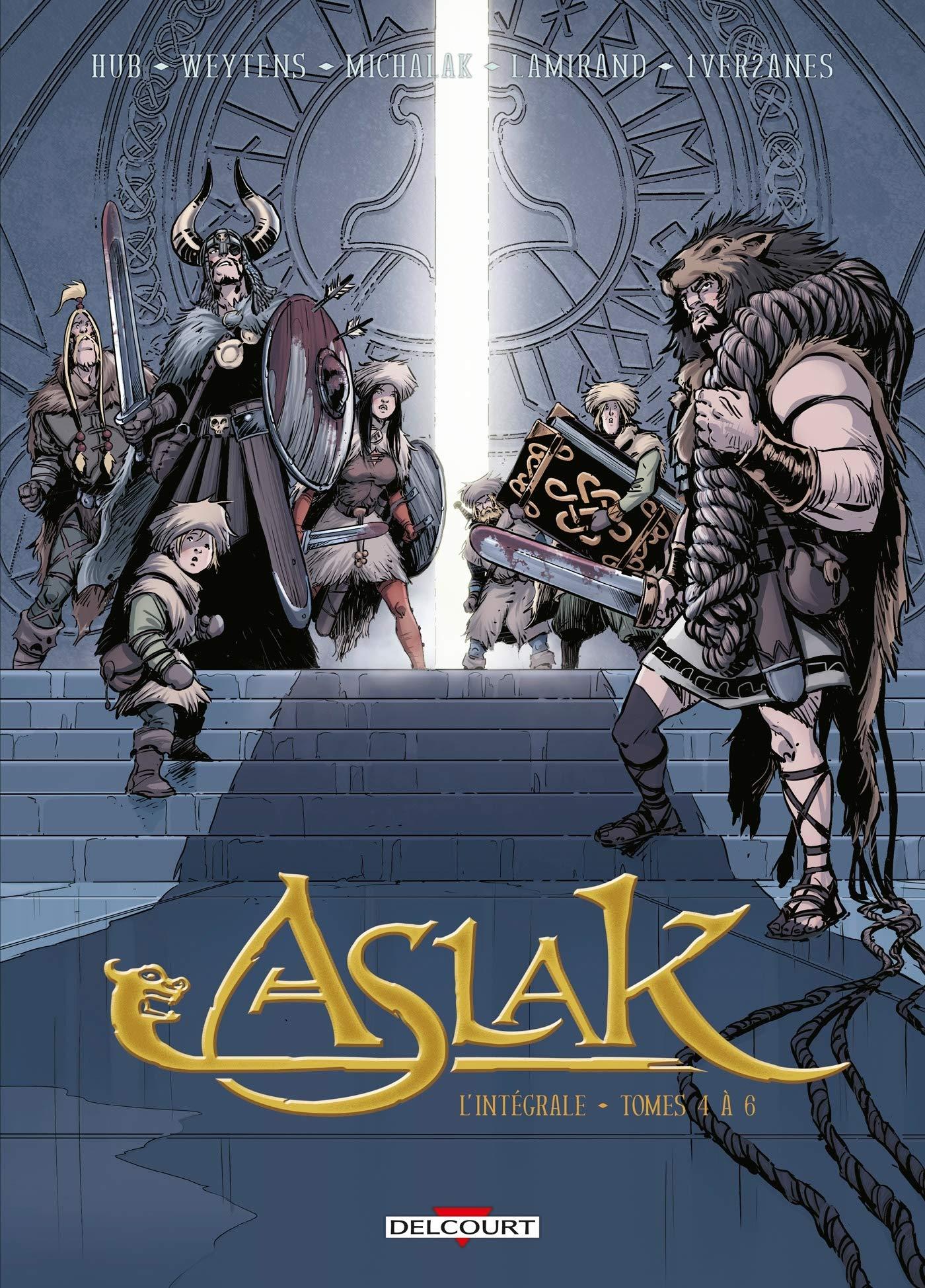 Aslak 6 - L'intégrale - Tomes 4 à 6