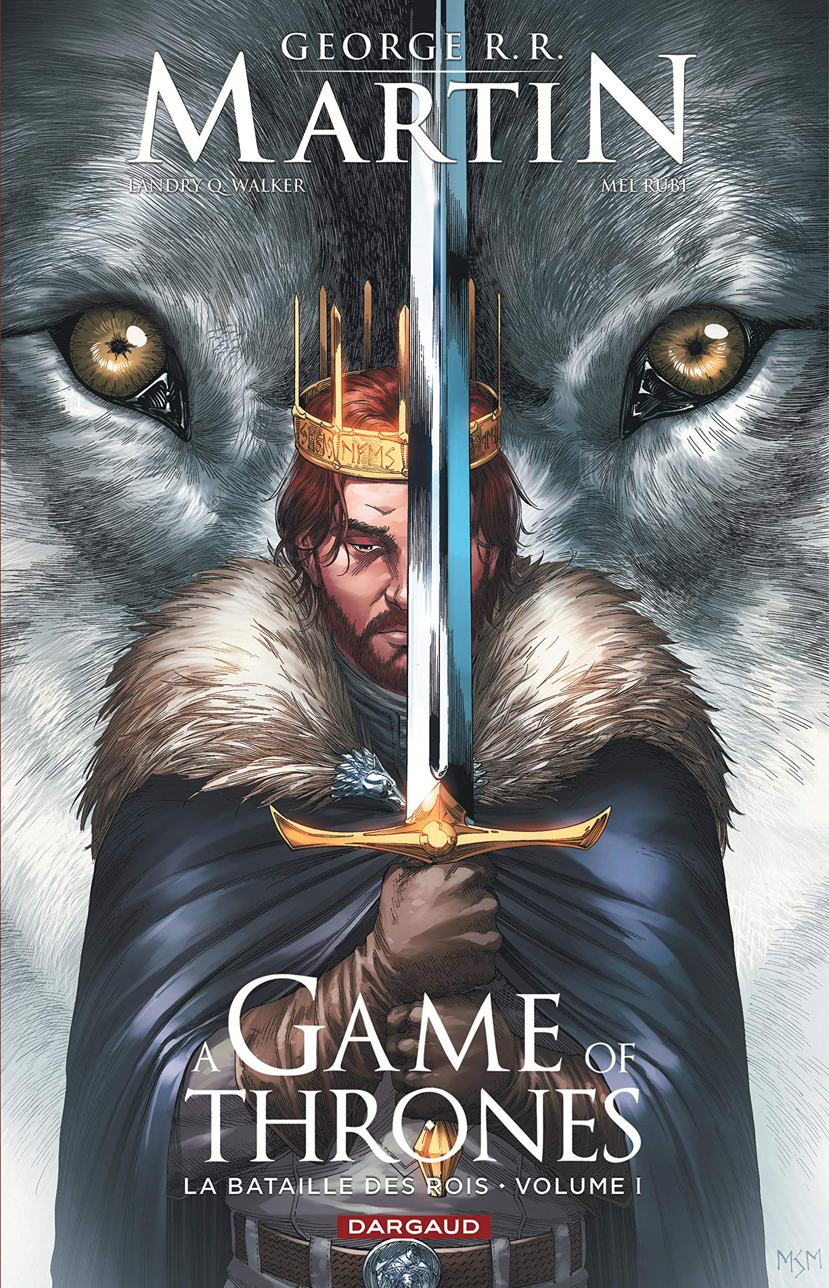A game of Thrones - La bataille des rois 1 - Tome 1