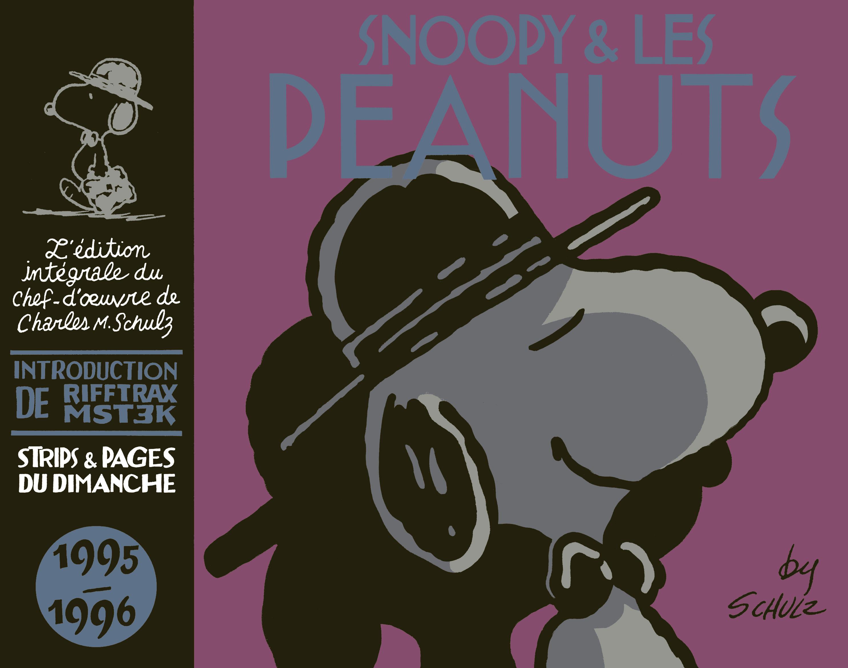 Snoopy et Les Peanuts 23 - 1995-1996