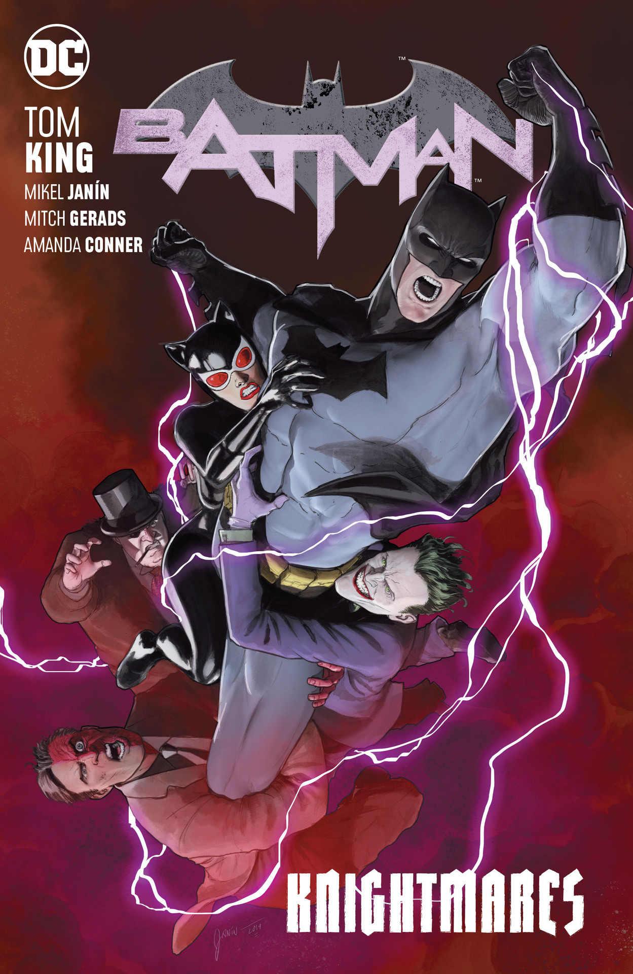 Batman 10 - Knightmares