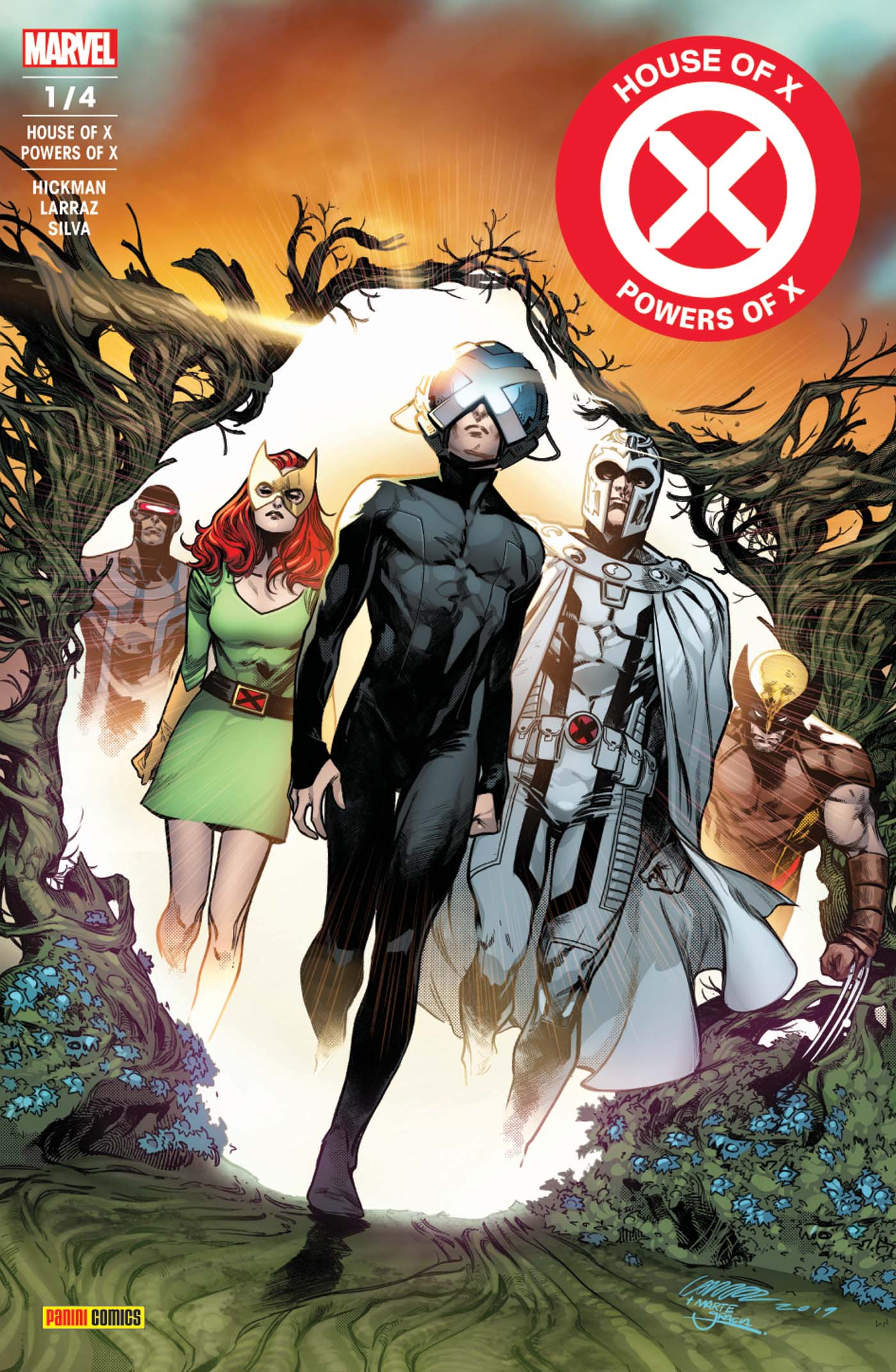 House of X / Powers of X 1 - Le Dernier Rêve du Professeur X