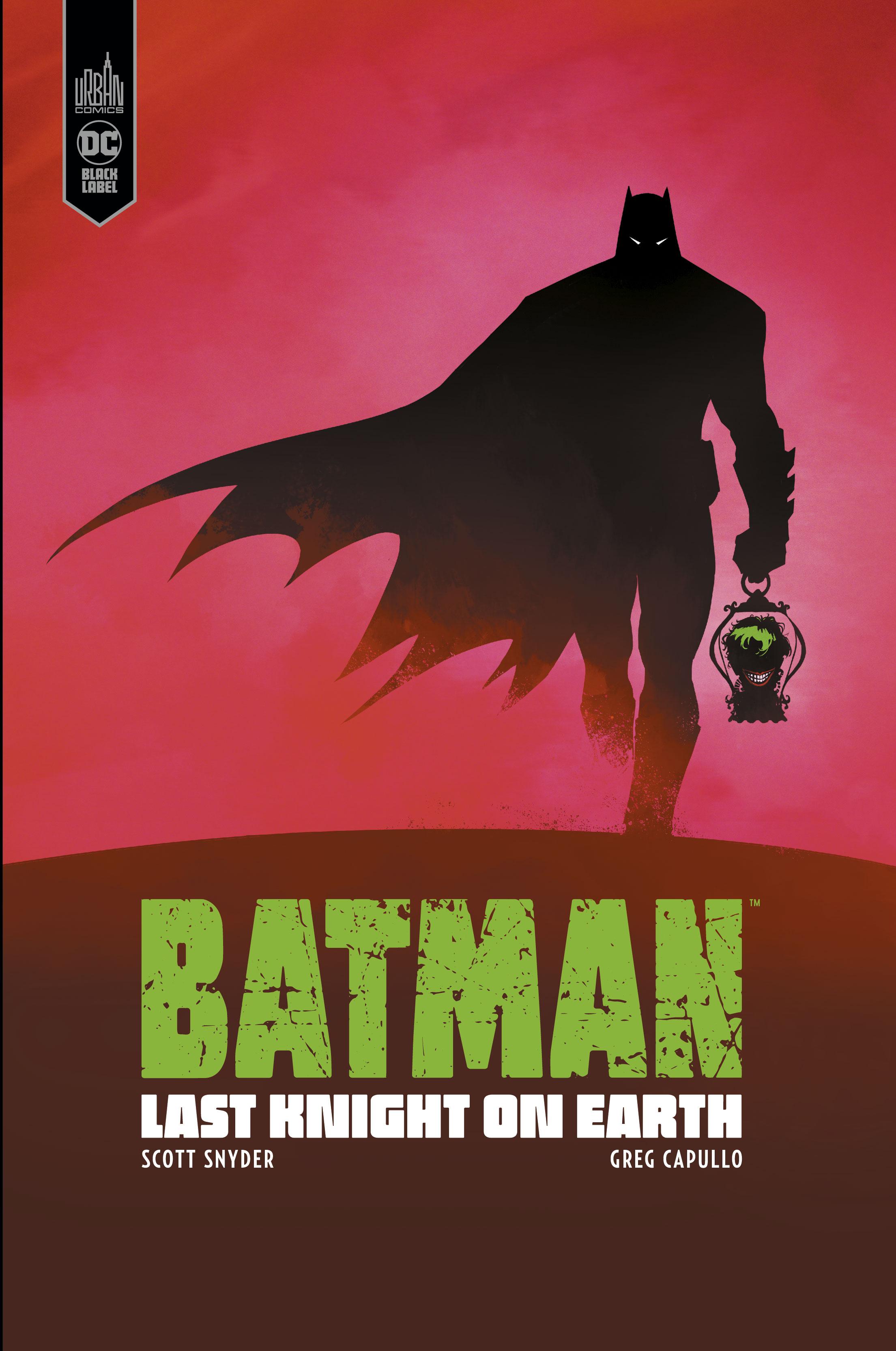 Batman - Last Knight on Earth 1