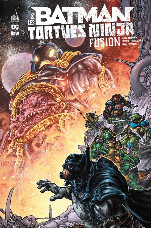 Batman & les tortues ninja - Fusion 1