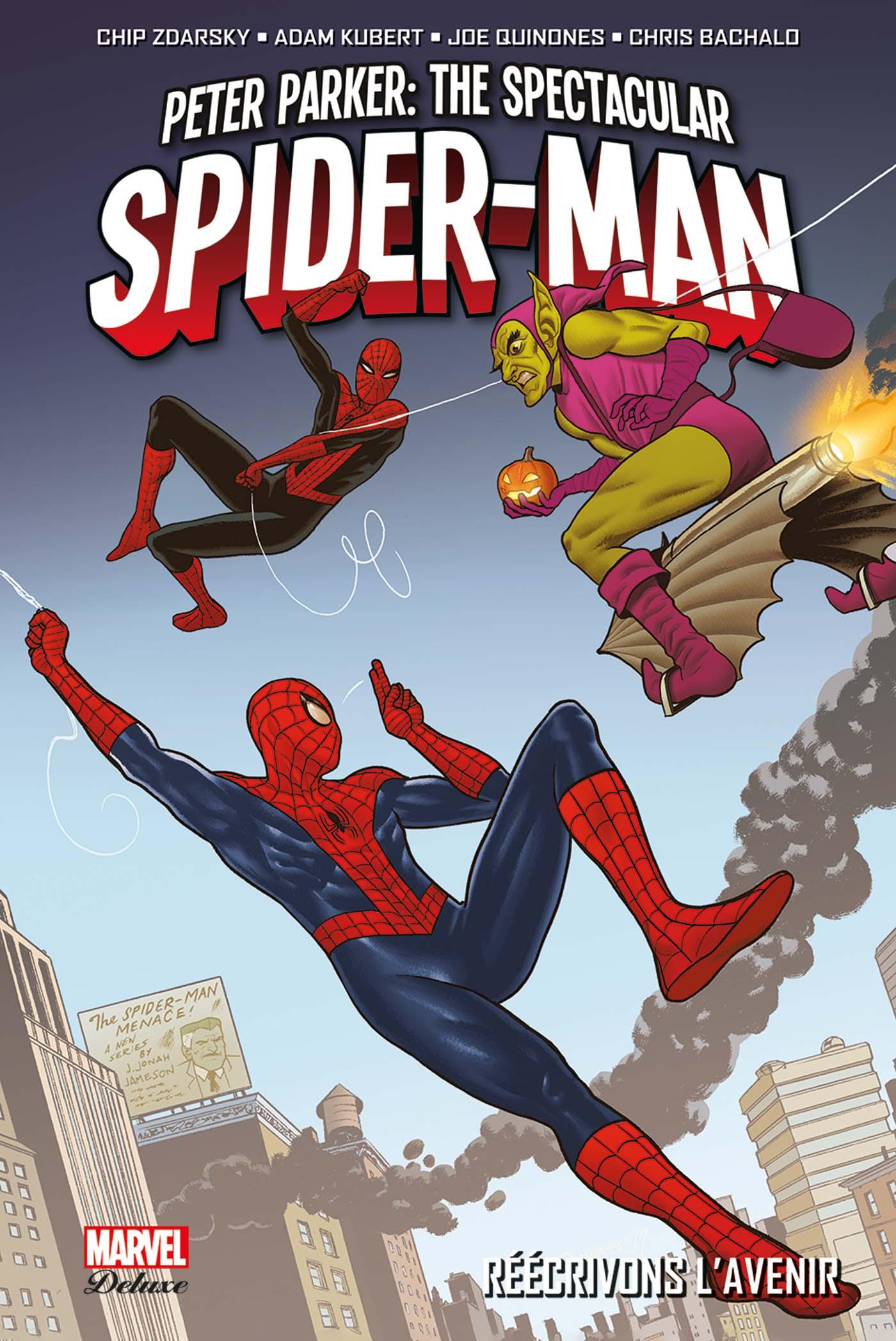 Peter Parker - The Spectacular Spider-Man 2 - RÉÉCRIVONS L'AVENIR