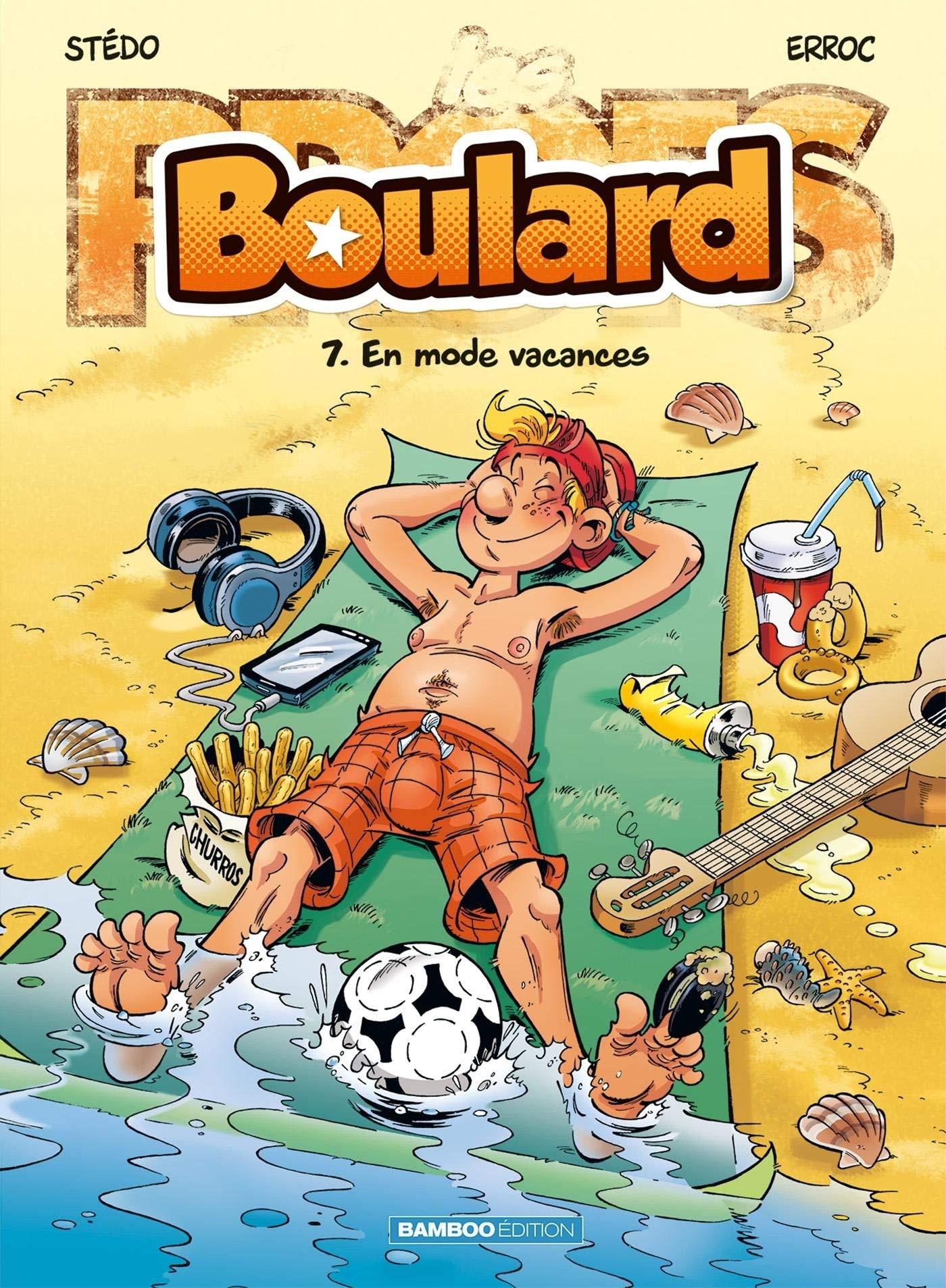 Les profs - Boulard 7 - En mode vacances