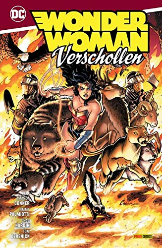 Wonder Woman - Come Back to Me 1 - Wonder Woman: Verschollen