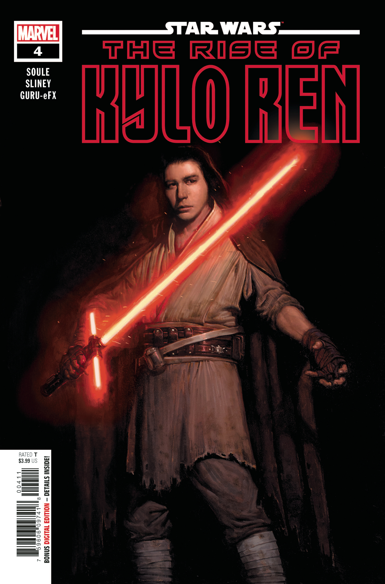 Star Wars - The Rise Of Kylo Ren 4