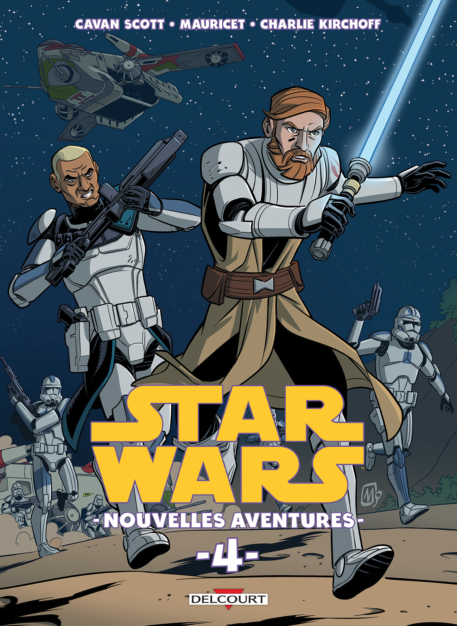 Star Wars - Nouvelles Aventures 4