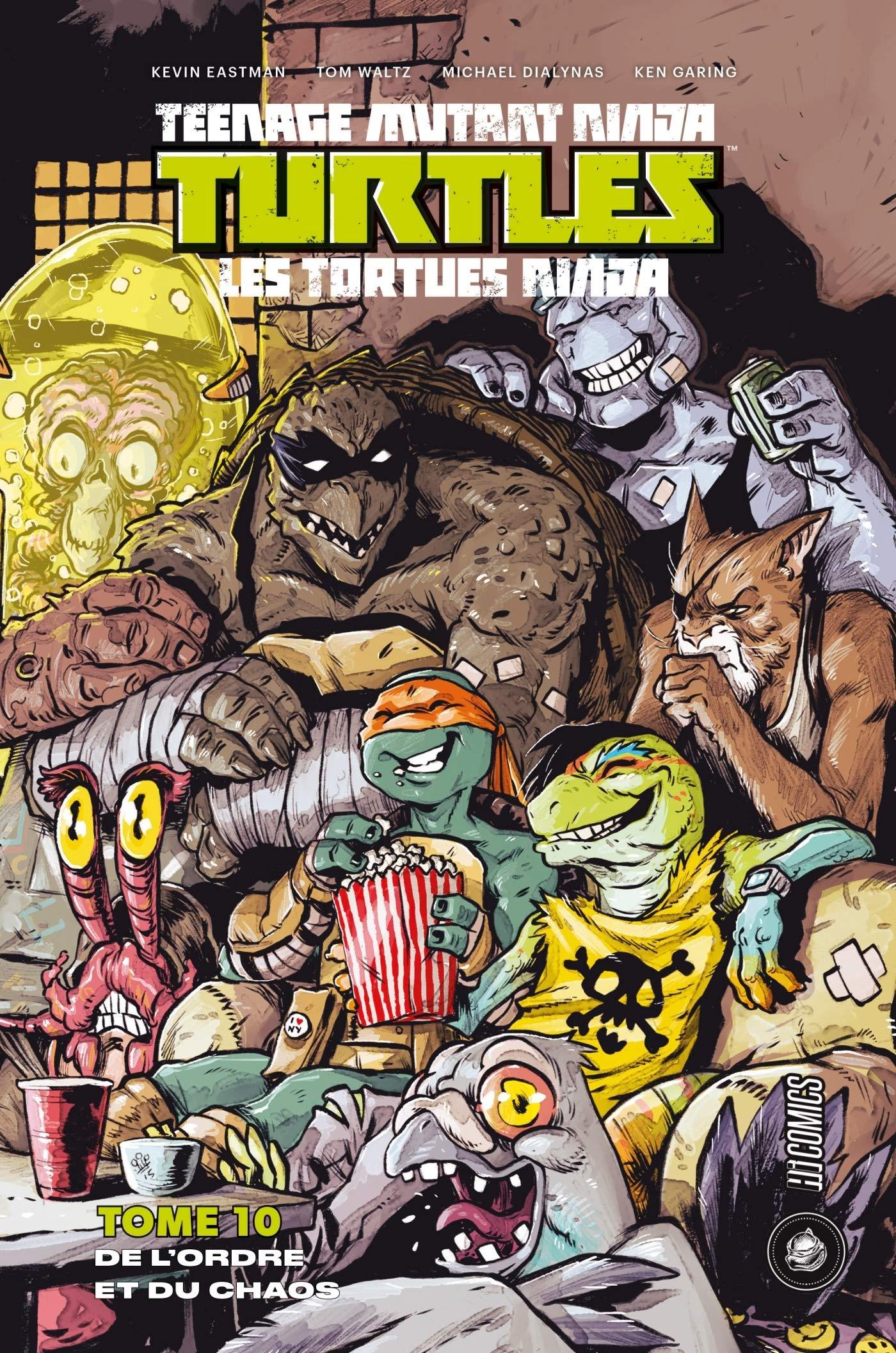 Les Tortues Ninja 10