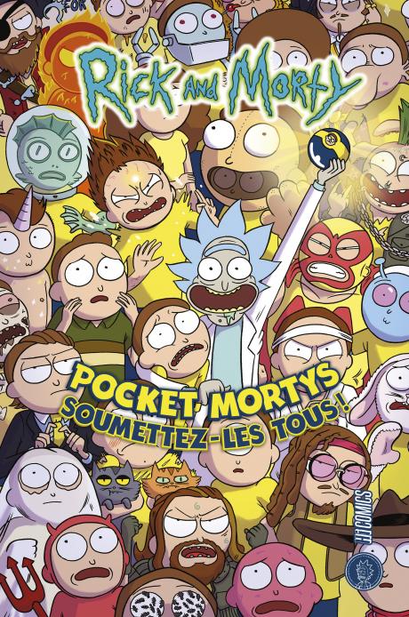 Rick & Morty - Pocket Mortys 1
