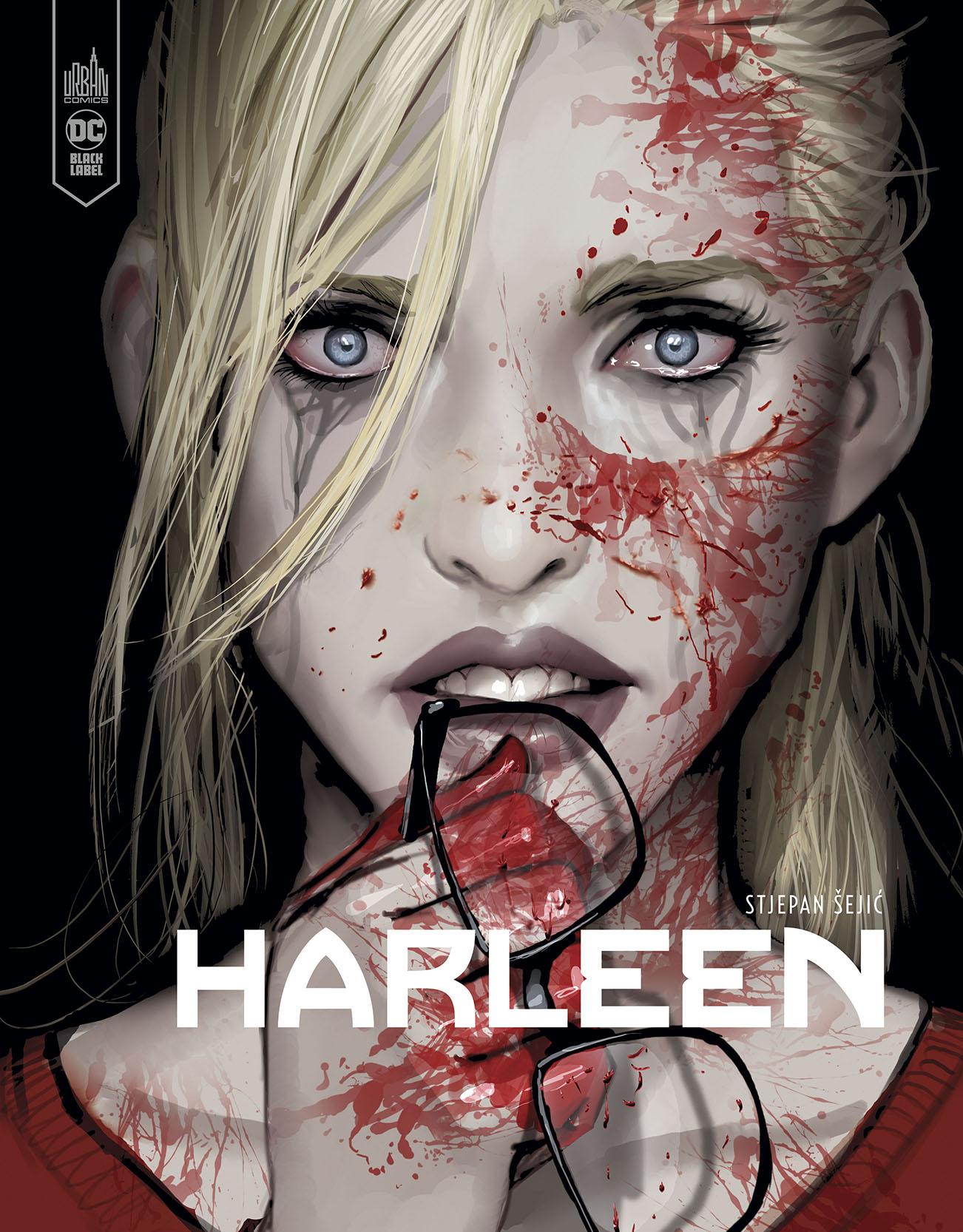 Harleen 1 - Harleen