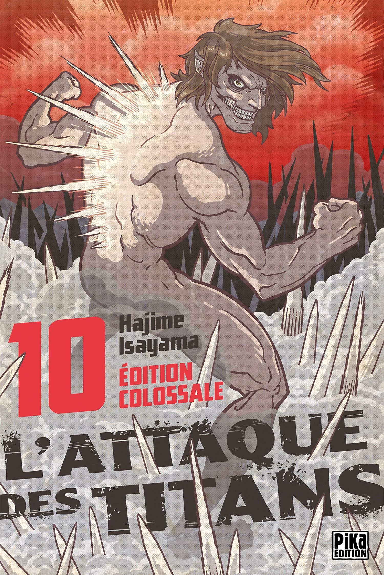 L'Attaque des Titans 10