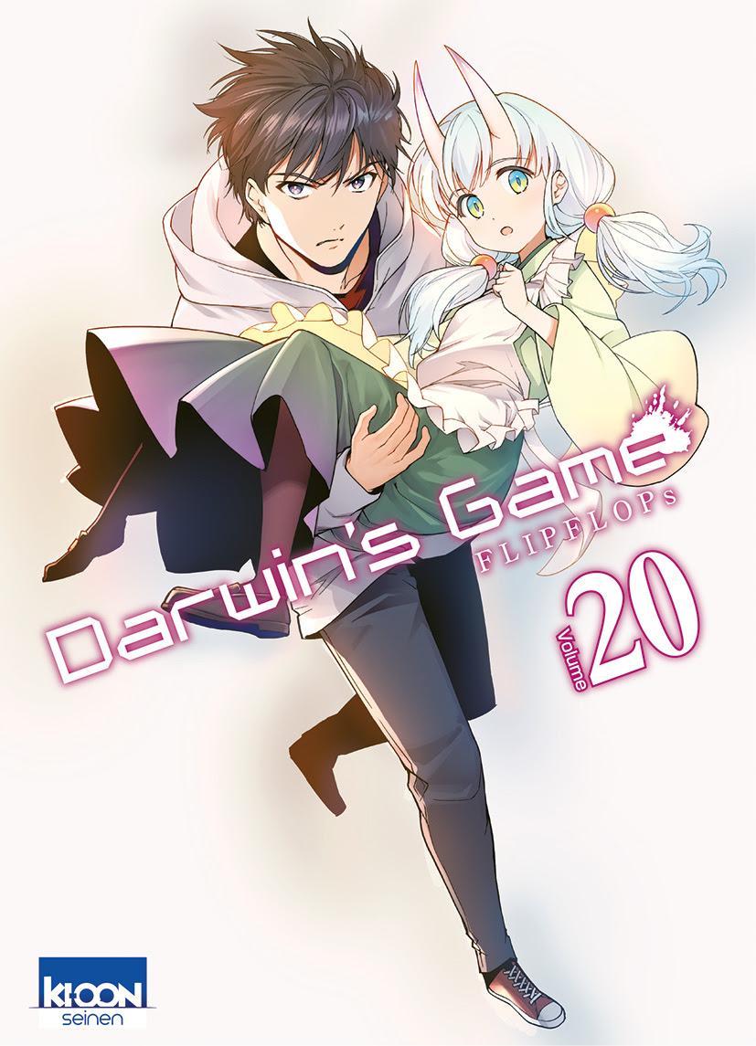 Darwin's Game 20