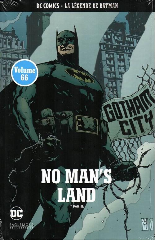 DC Comics - La Légende de Batman 34 - No Man's Land - 1re partie