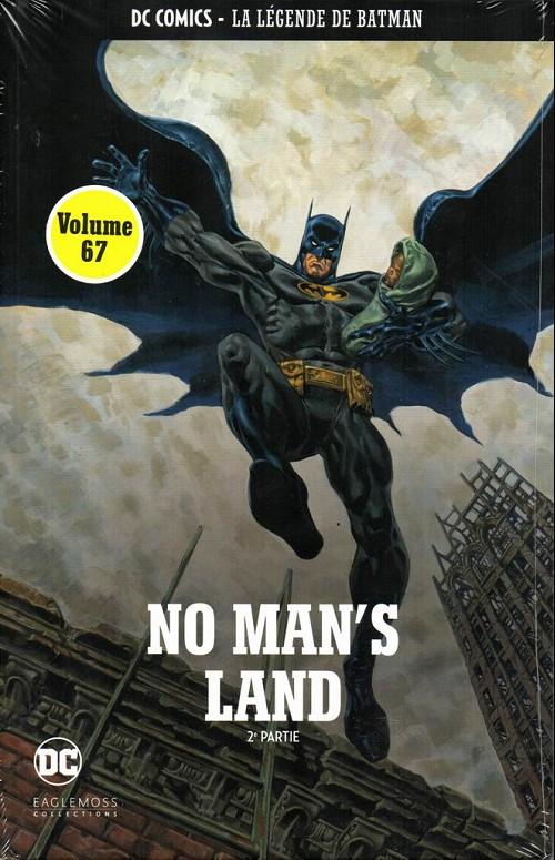 DC Comics - La Légende de Batman 35 - No Man's Land - 2e partie
