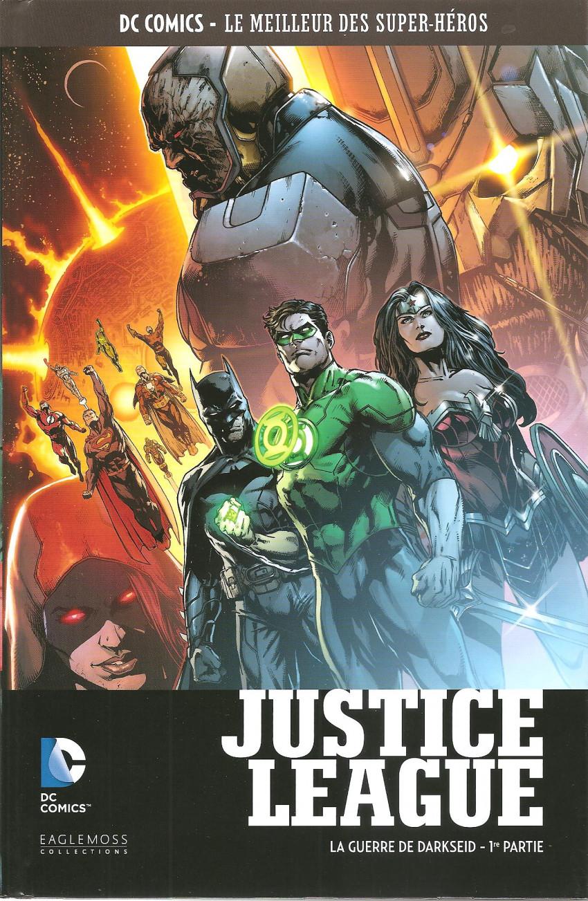 DC Comics - Le Meilleur des Super-Héros 119 - Justice League : La Guerre de Darkseid -1re partie