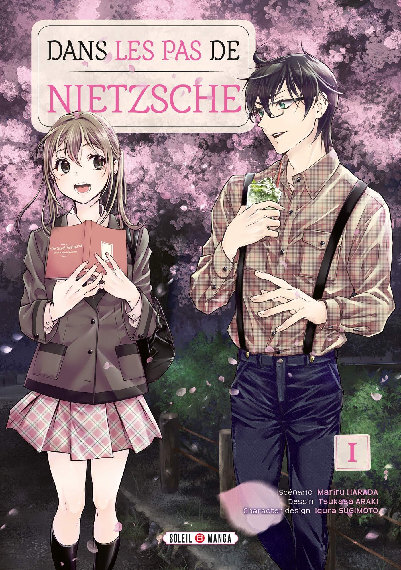 Dans les pas de Nietzsche 1