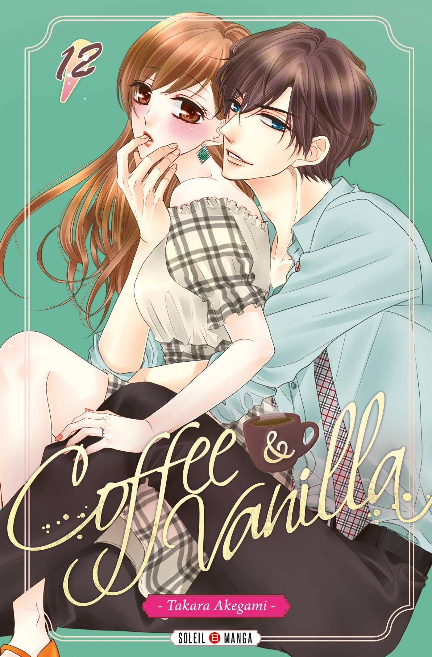 Coffee & Vanilla 12