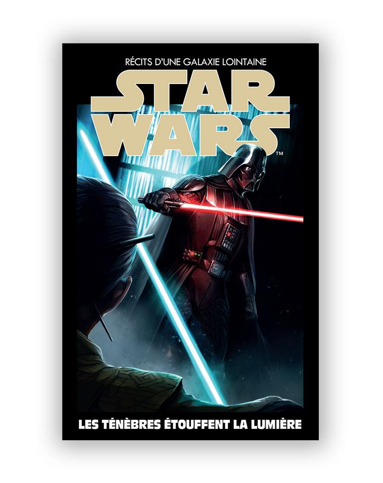 STAR WARS - L'ÉDITION SPÉCIALE : RÉCITS D'UNE GALAXIE LOINTAINE (Altaya) 32 - LES TÉNÈBRES ÉTOUFFENT LA LUMIÈRE