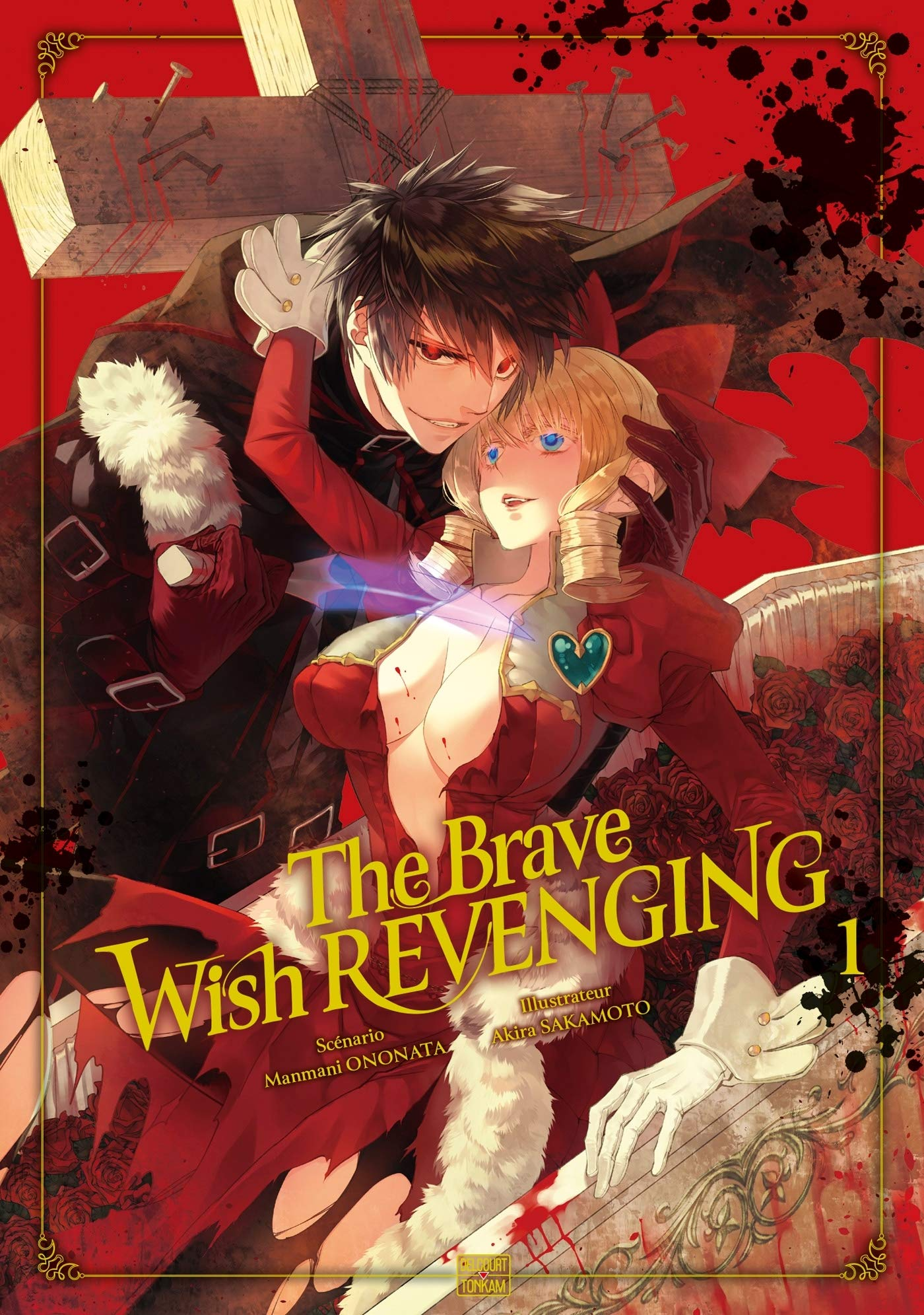 The Brave wish revenging 1