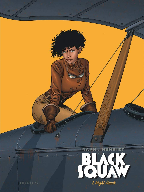 Black squaw 1 - Night Hawk