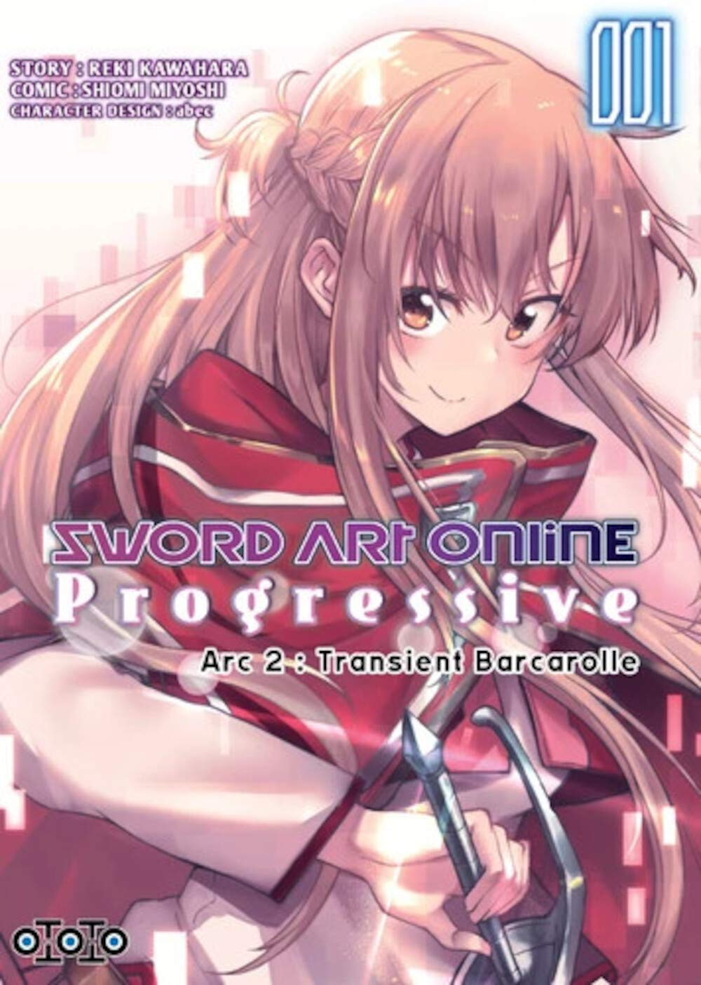 Sword art Online : Progressive Arc 2 Barcarolle 1