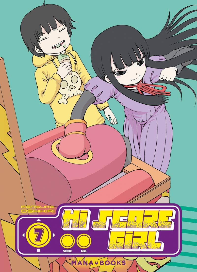 Hi score girl 7