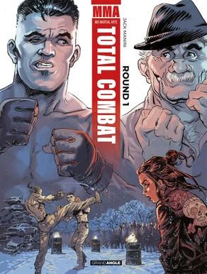 Total Combat 1 - Round 1