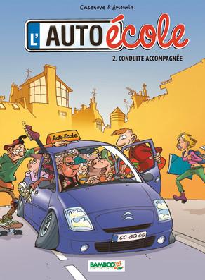L'auto-école 2 - Conduite accompagnée