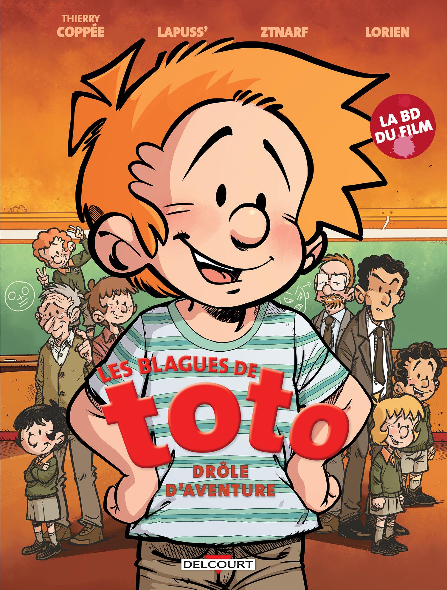 Les Blagues de Toto - Drôle d'aventure 0