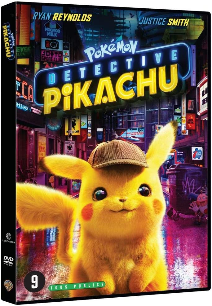 Pokémon Détective Pikachu 0