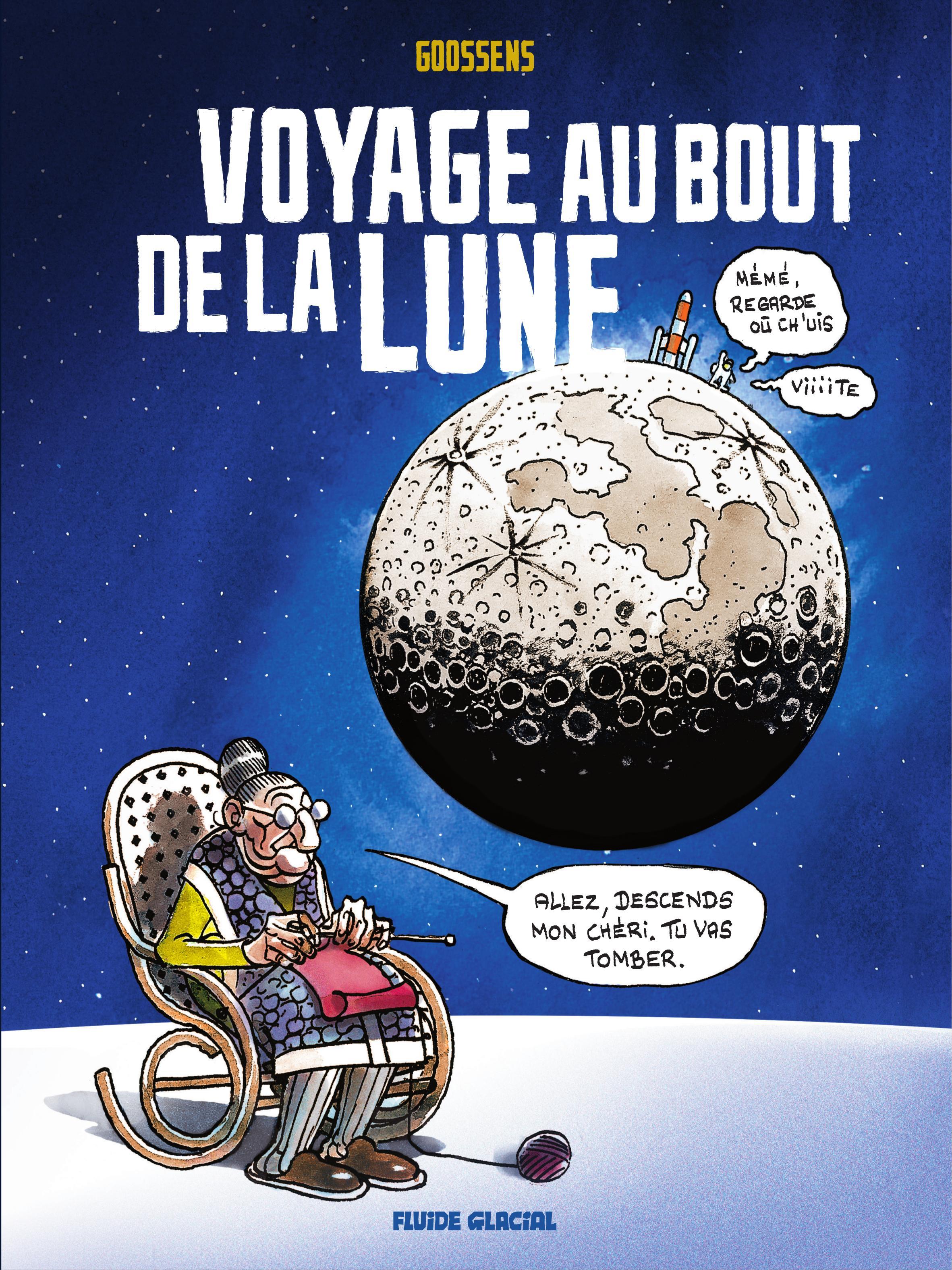 Voyage au bout de la lune 0