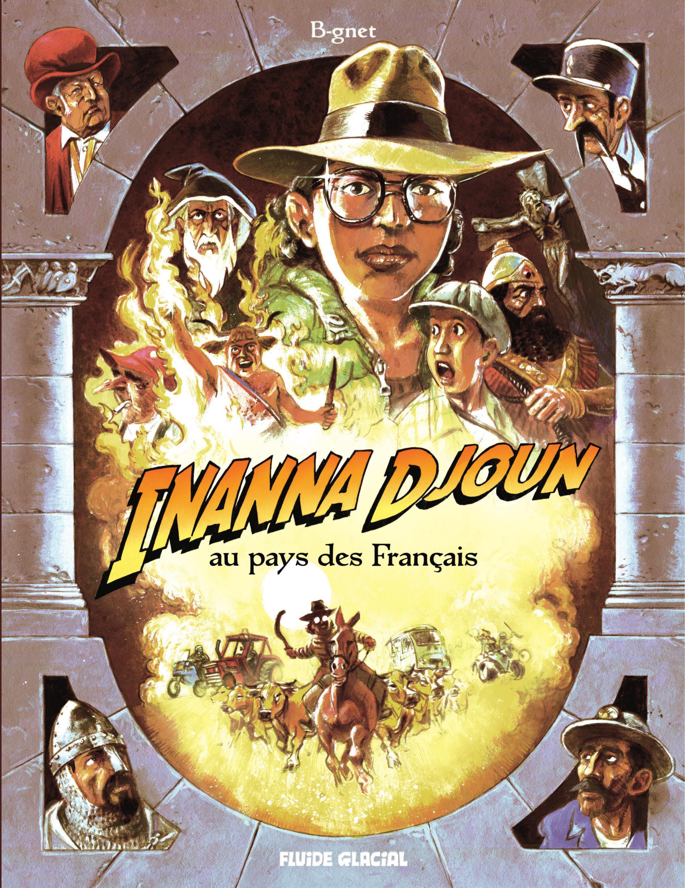 Inanna Djoun 1 - Au pays des Français