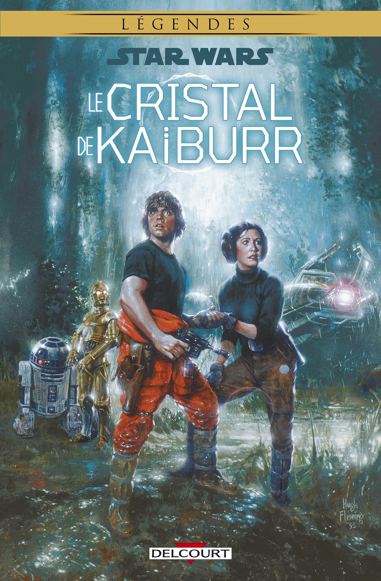 Star Wars - Le Cristal de Kaïburr 1