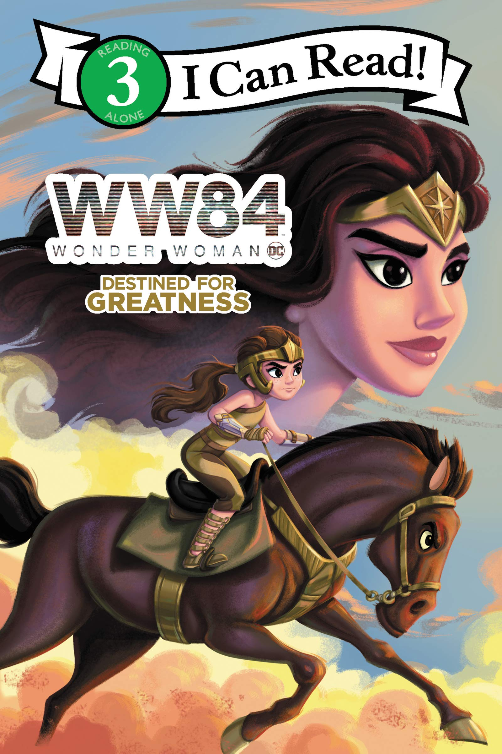 Wonder Woman 1984: Destined for Greatness 1 - Wonder Woman 1984: Destined for Greatness