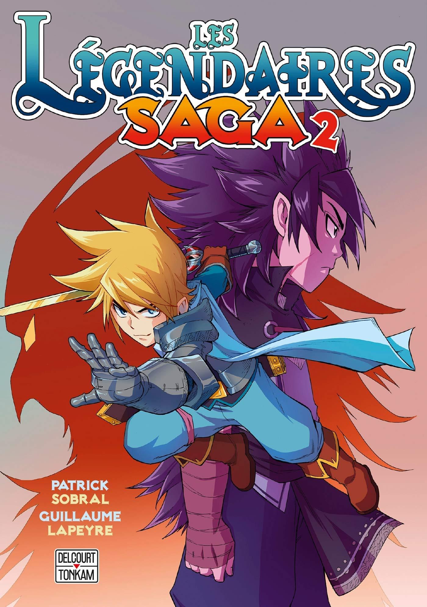 Les Légendaires - Saga 2