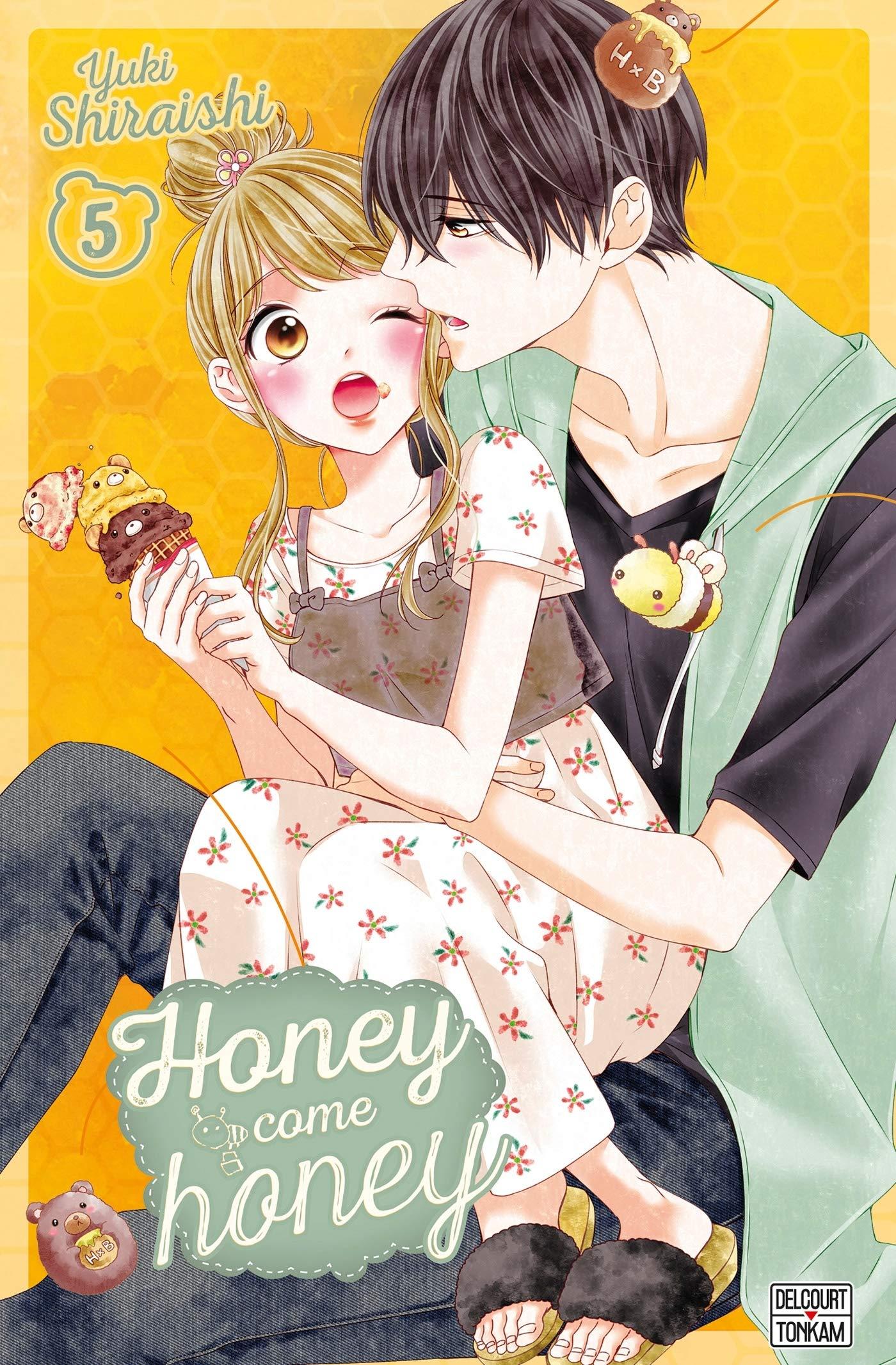 Honey Come Honey 5