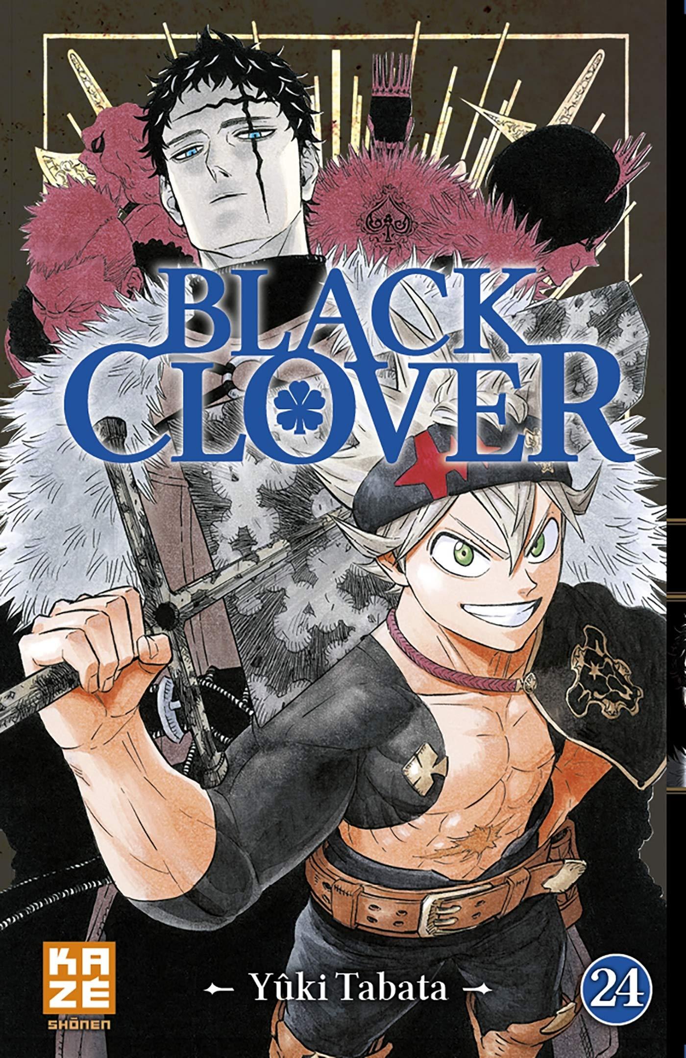 Black Clover 24