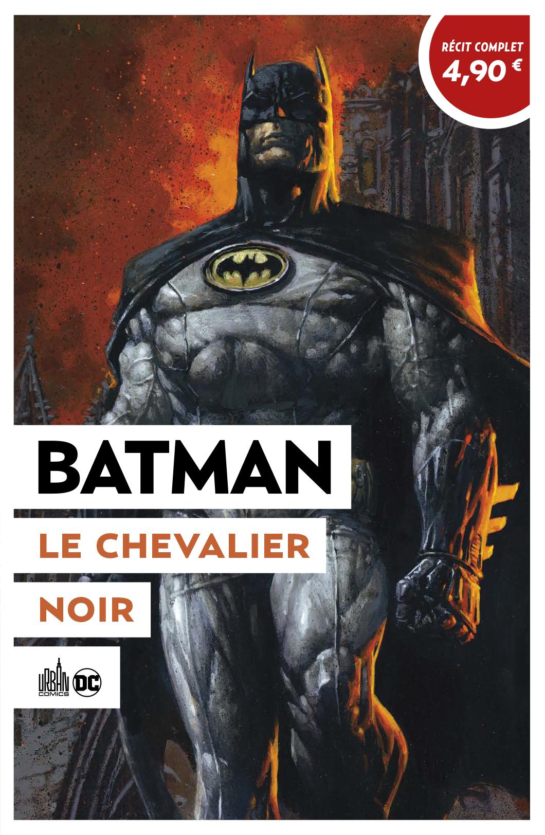 Le meilleur de DC Comics - opération d'été 2020 9 - Batman : Le Chevalier Noir
