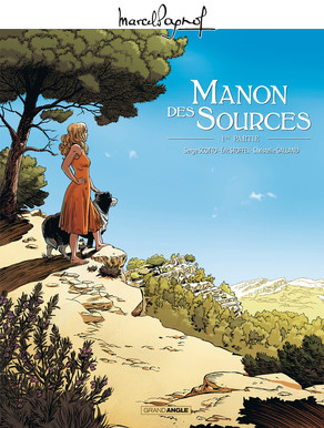 Marcel Pagnol - Manon des sources 1